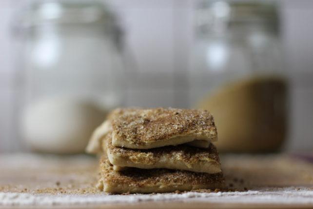 Zimt Zupfbrot – süß und fluffig