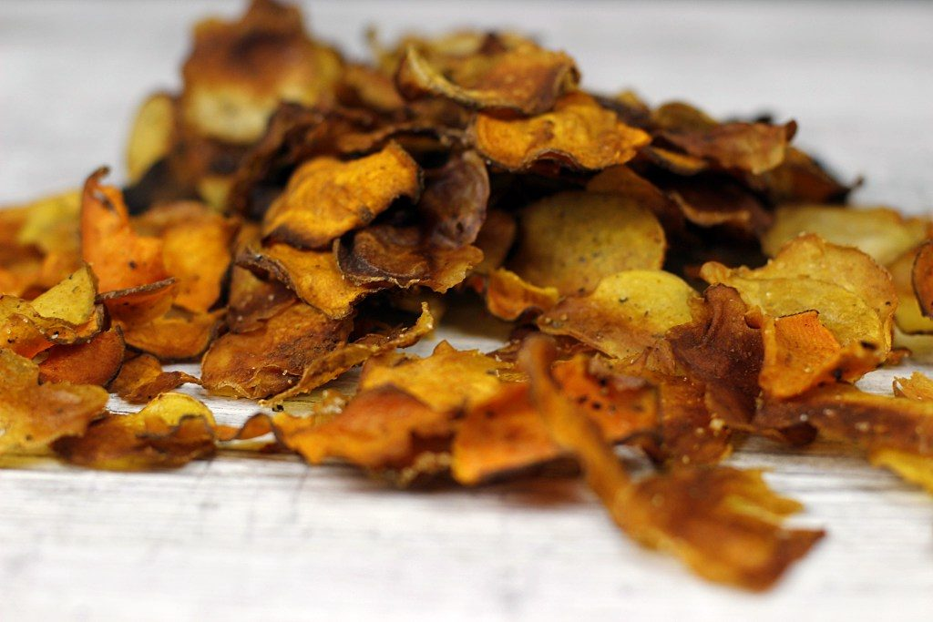 Chips selber machen