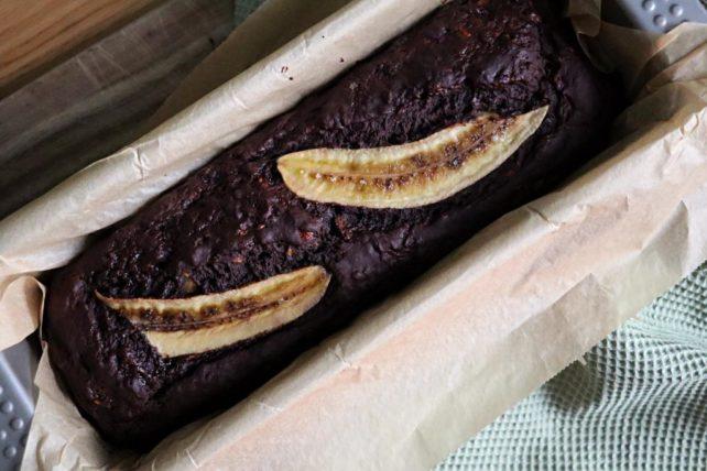 Bananenbrot Kakao Edition