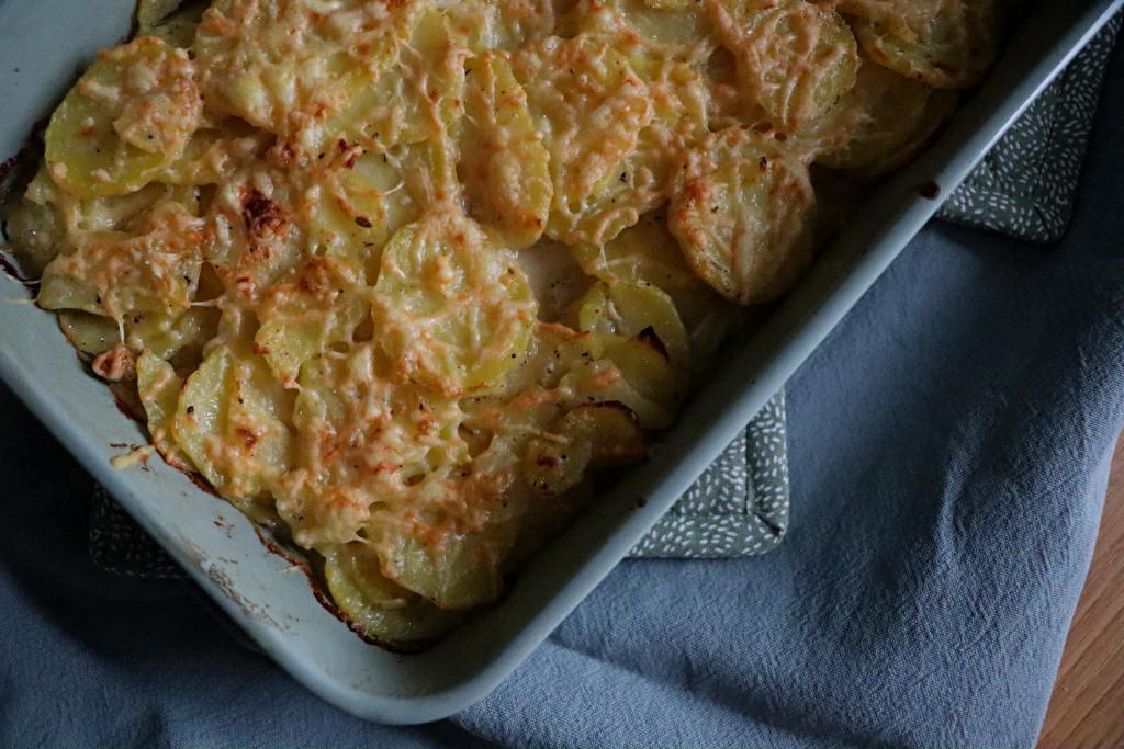 Kartoffelgratin – Der Klassiker
